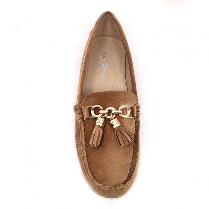 Royal Polo Women Ballet Flats Shoe-PVJ1947D18