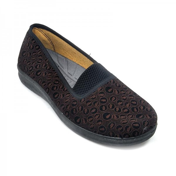 97c54216b4d CV-289-Champion Verdi Women Flat Shoes