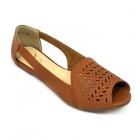 CVI1746I17-Champion Verdi Women Flat Shoes