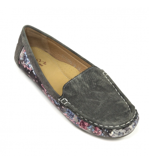 f4d95eb2b50 CV-H1266-16-Champion Verdi Flat Shoes