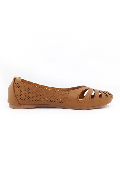 CVI1748I17-Champion Verdi Women Flat Shoes