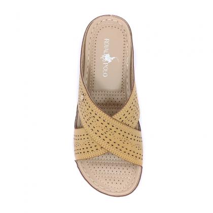Royal Polo Women Comfort Shoes-RCH2274D19