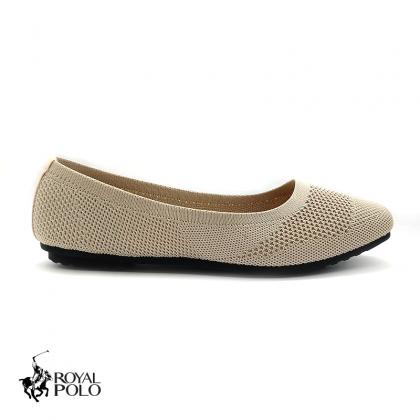 Royal Polo Women Ballet Flats-RVA2398L19