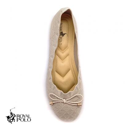 Royal Polo Women Ballet Flats-RVA2399L19