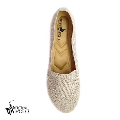 Royal Polo Women Ballet Flats-RVA2406L19
