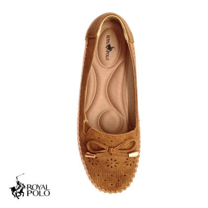 Royal Polo Women Ballet Flats-RVC2469C20