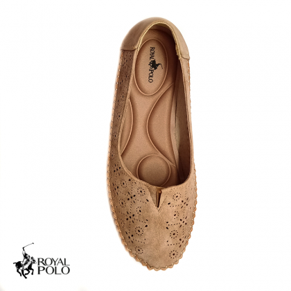 Royal Polo Women Ballet Flats-RVC2470C20