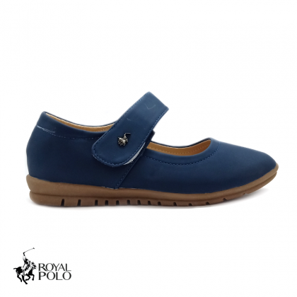 Royal Polo Flat Shoes-RVK2464C20